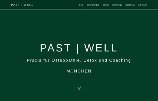 Vorschau von www.naturheilpraxis-past.de, Naturheilpraxis Past