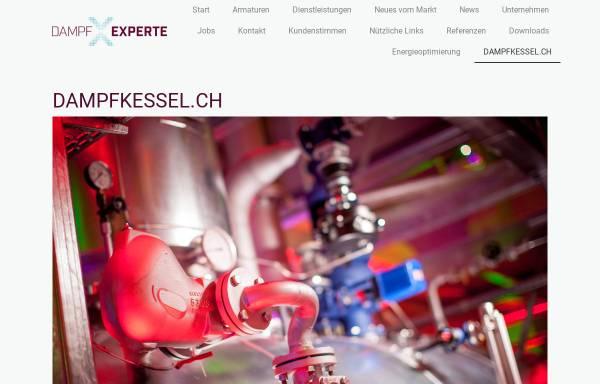 Dampfkessel: Buchs, Gemeinden dampfkessel.ch