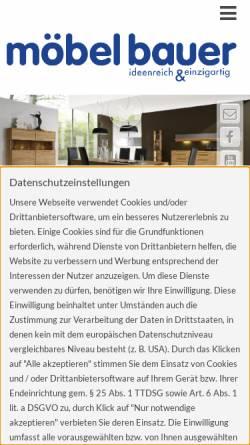 Möbel Bauer Freudenburg möbel bauer kg freudenburg städte und gemeinden moebelbauer de