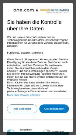 Vorschau der mobilen Webseite www.cdu-bestwig.de, CDU-Gemeindeverband