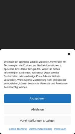 Vorschau der mobilen Webseite www.attac.de, Attac Düsseldorf