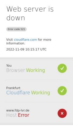 Vorschau der mobilen Webseite www.fdp-lvr.de, FDP-Fraktion in der Landschaftsversammlung Rheinland
