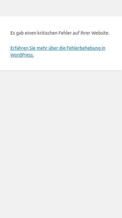 Vorschau der mobilen Webseite www.koessler.ch, Kössler Wohnautovermietung