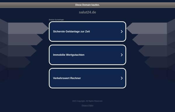 Vorschau von www.salut24.de, Salut-Feriendomizile