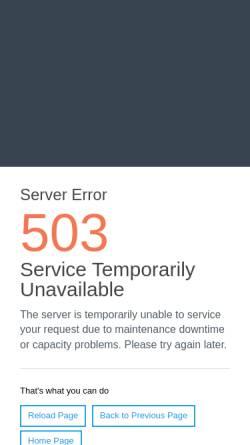 Vorschau der mobilen Webseite www.ants-energieprojekte.de, A.N.T.S. Dienstleistungen & Energieprojekte