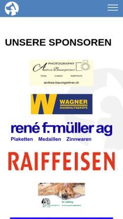 Vorschau der mobilen Webseite www.igkv-basel.ch, Interessengemeinschaft der Kynologischen Vereine von Basel und Region