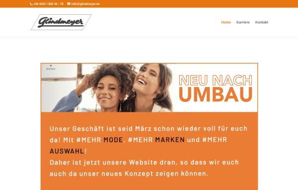 Vorschau von www.glindmeyer.de, Glindmeyer