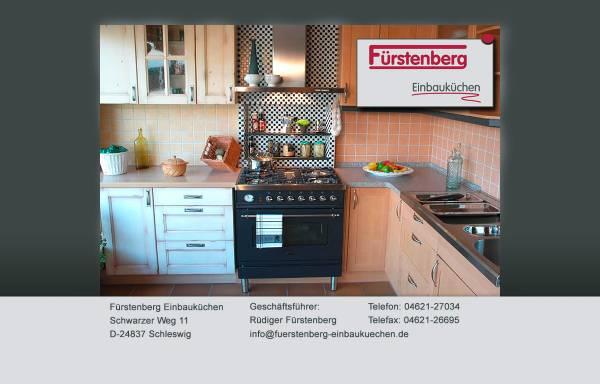 Vorschau von www.fuerstenberg-einbaukuechen.de, Fürstenberg Einbauküchen