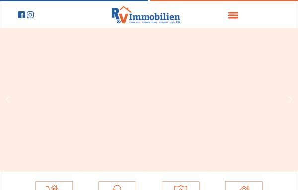 Vorschau von www.vr-immobilien-nord.de, R&V Immobilien eG
