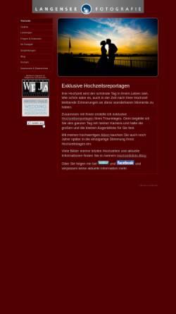 Vorschau der mobilen Webseite www.langensee.de, Andreas Langensee