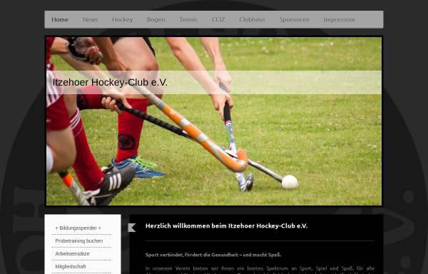 Vorschau von www.ihc-iz.de, Itzehoer Hockey-Club e.V.