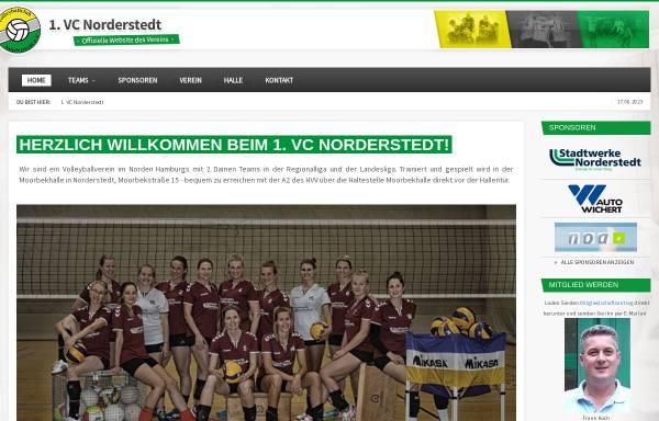 Vorschau von www.1vcn.de, 1. Volleyball-Club Norderstedt e.V.