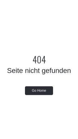 Vorschau der mobilen Webseite www.inomat.de, Inomat GmbH