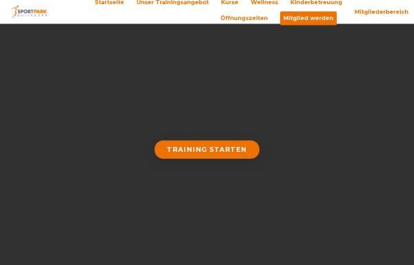 Vorschau von www.sportpark-quickborn.de, Sportpark Quickborn