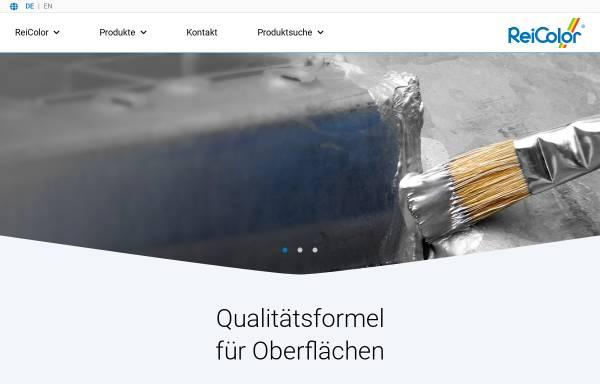 Vorschau von www.reicolor.de, ReiColor Chemie-GmbH