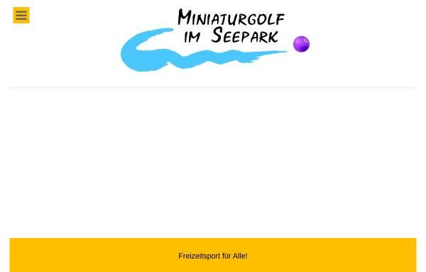 Vorschau von www.freiburger-seepark.de, Freiburger Seepark