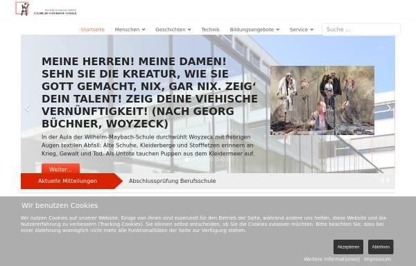 wilhelm-maybach-schule heilbronn: bildung, heilbronn wms-hn.de