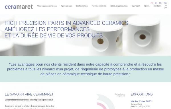 Vorschau von www.microceram.de, MicroCeram GmbH