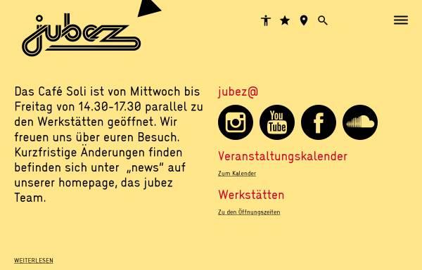Vorschau von www.jubez.de, JUBEZ