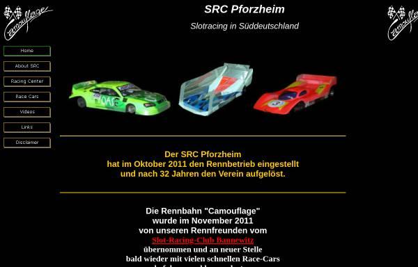 Vorschau von www.src-pforzheim.de, Slotcar Pforzheim e.V.