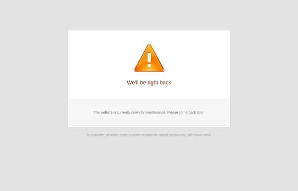 Vorschau von www.pvp-penig.de, Papierverarbeitung GmbH Penig