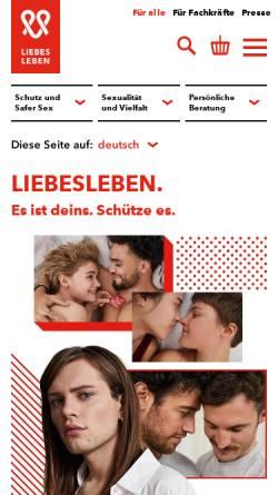 Vorschau der mobilen Webseite www.machsmit.de, Mach's mit