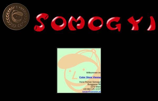 Vorschau von www.somogyi.at, Somogyi