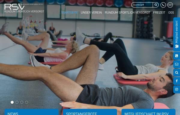Vorschau von www.remscheider-sv.de, Remscheider Schwimmverein von 1897 eV.