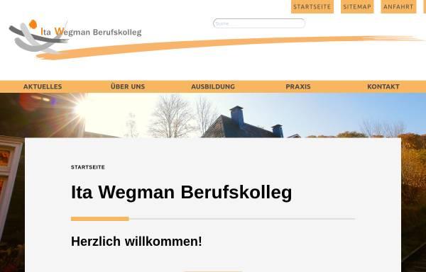 Vorschau von www.fachschule-wuppertal.de, Ita-Wegman-Berufskolleg