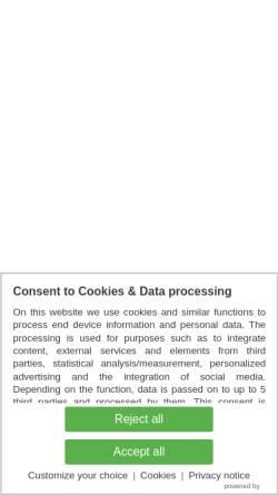 Vorschau der mobilen Webseite www.bfw-hamm.de, Berufsförderungswerk Hamm GmbH