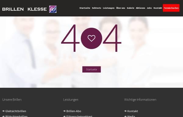 Vorschau von www.brillen-klesse.de, Brillen Klesse