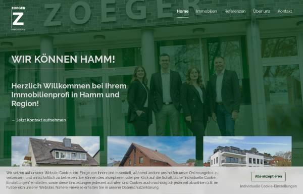 Vorschau von www.zoeger.de, Zoeger OHG