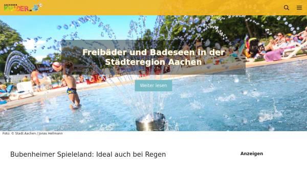 Vorschau von www.aachenerkinder.de, Aachener Kinder