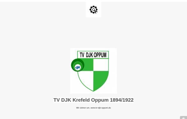 Vorschau von www.djk-oppum.de, DJK Germania Oppum 1922 e. V.