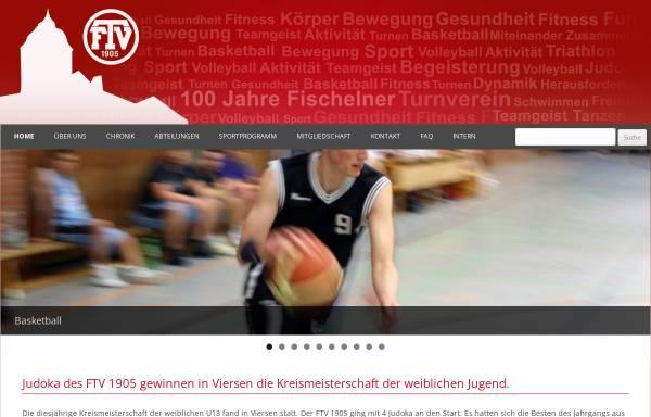 Vorschau von www.ftv1905.de, Fischelner Turnverein 1905 e.V.