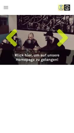 Vorschau der mobilen Webseite www.tattoo-z.de, Body Z und Tattoo Z