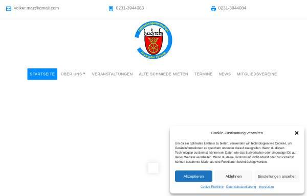 Vorschau von www.ihv2000.de, Interessengemeinschaft Huckarder Vereine