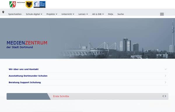 Vorschau von mz.do.nw.schule.de, Medienzentrum der Stadt Dortmund