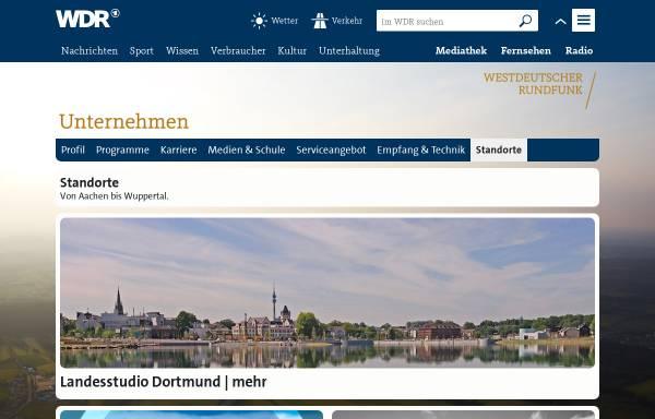 Vorschau von www.wdr.de, WDR Studio Dortmund