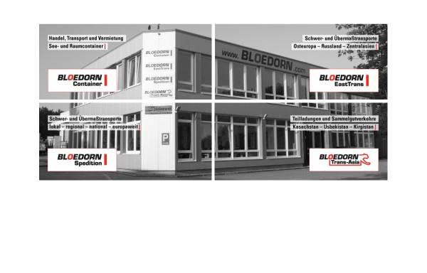 Vorschau von www.bloedorn.com, Bloedorn Spedition GmbH