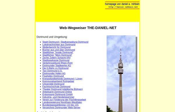 Vorschau von www.the-daniel-net.de, The Daniel Net