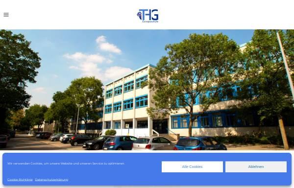 Vorschau von www.thg-essen.de, LAC-THG Kettwig e.V.