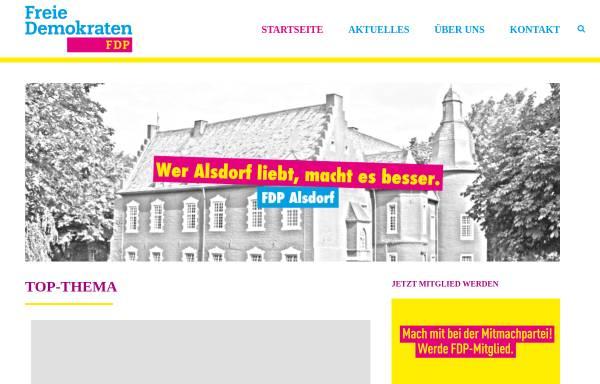 Vorschau von fdp-alsdorf.de, FDP Ortsverband Alsdorf