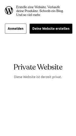 Vorschau der mobilen Webseite spdovkellersberg.wordpress.com, SPD-Ortsverein Kellersberg