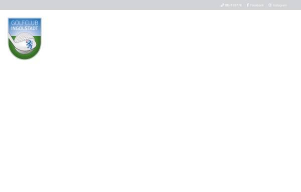Vorschau von www.golf-ingolstadt.de, Golfclub Ingolstadt