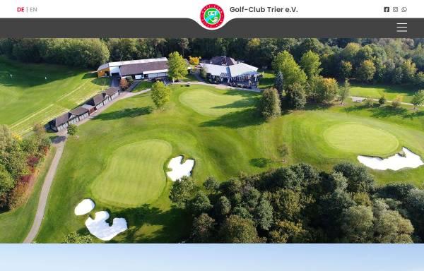 Vorschau von www.golf-club-trier.de, Golf-Club Trier