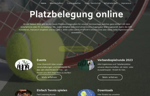 Vorschau von www.tc-luetzenhardt.de, Tennisclub Lützenhardt 1976 e.V.