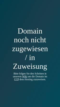 Vorschau der mobilen Webseite www.more-security-group.de, More Security Group