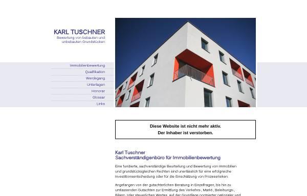 Vorschau von www.tuschner.biz, Karl Tuschner
