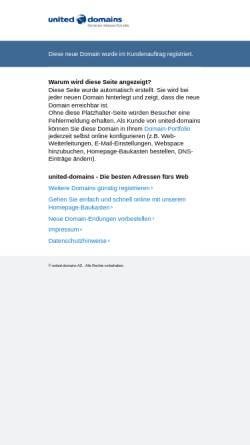 Vorschau der mobilen Webseite www.germanyhome.de, Illenseer und Partner Immobilien